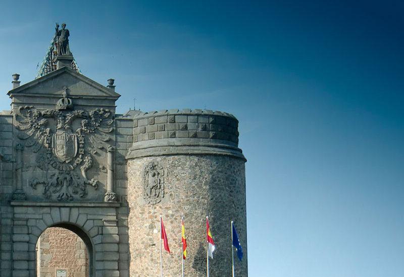 Tour Privado Toledo, puerta de bisagra