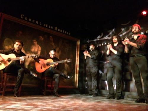 VIP Experiences Private flamenco show and dinner